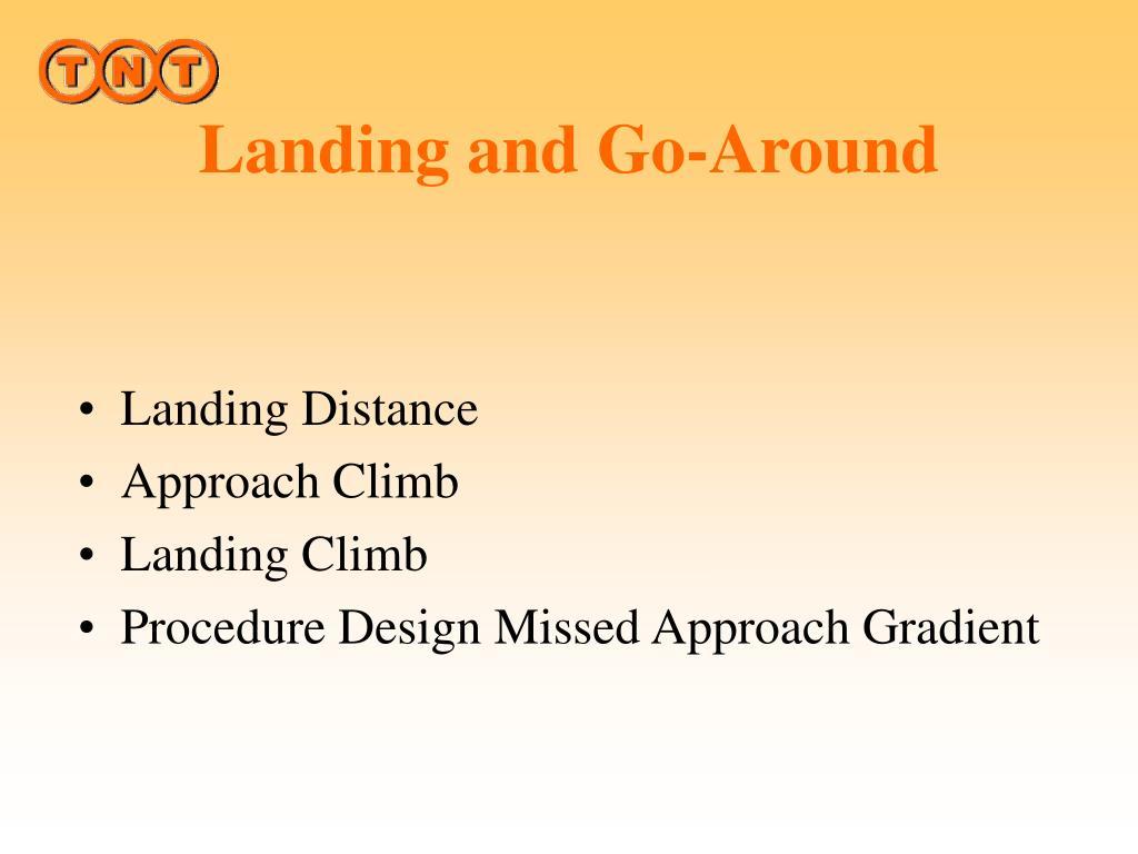 PPT - B737 Performance Takeoff & Landing PowerPoint