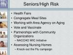 seniors high risk