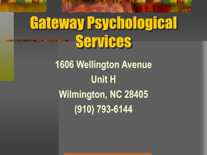 Gateway psychological services1