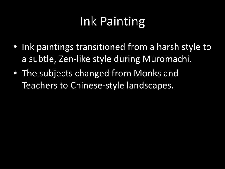 Ink Painting