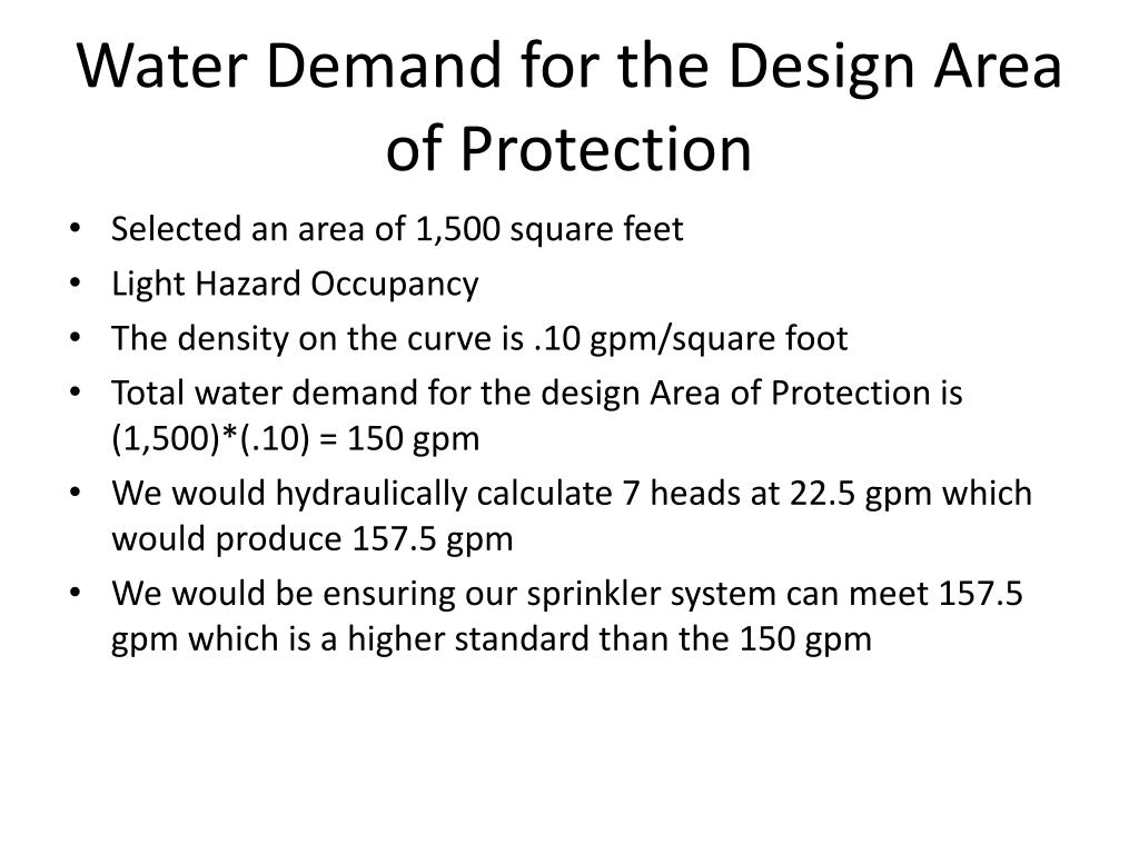 Ppt Nfpa 13 Installation Of Sprinkler Systems Powerpoint Presentation Id 6797147
