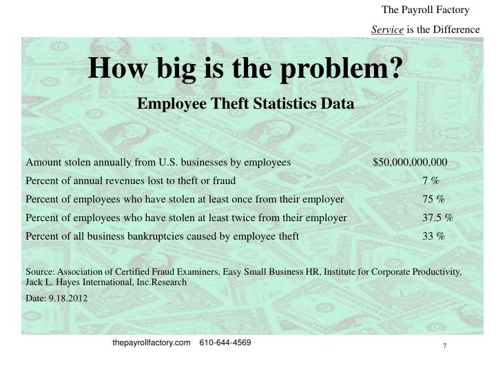 The Payroll Factory