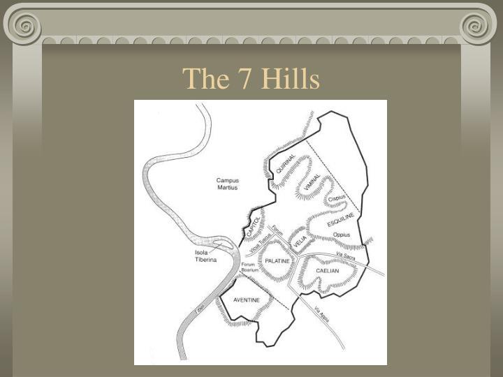 The 7 Hills