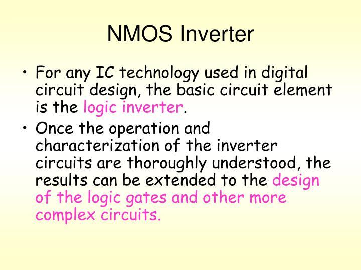 NMOS Inverter