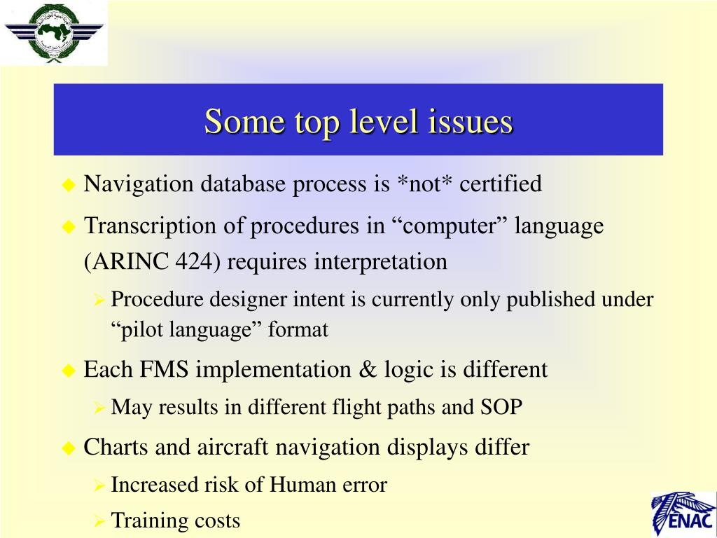 PPT - Navigation & flight planning by FMS-equipped aircraft