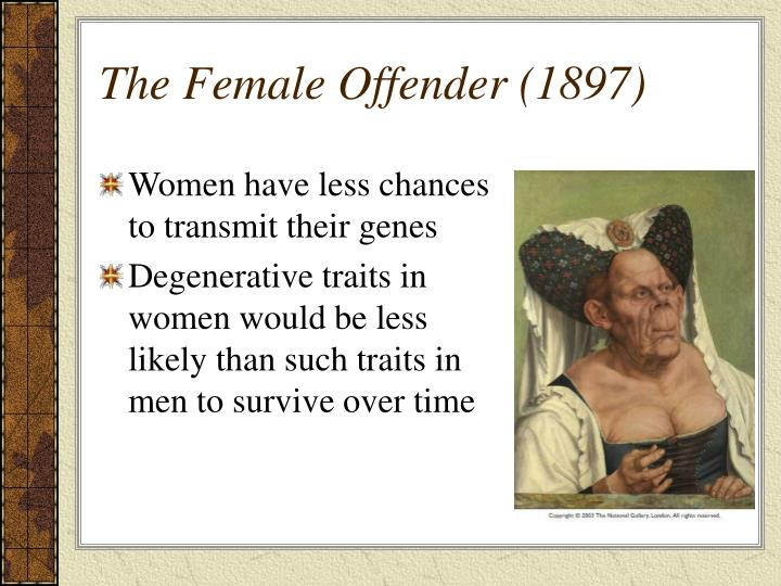 The Female Offender (1897)
