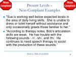 present levels non compliant examples1