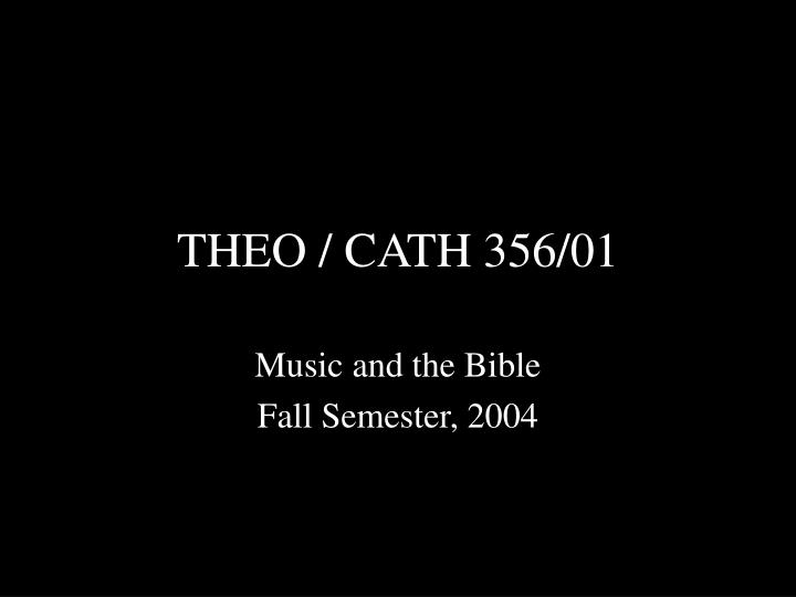 theo cath 356 01