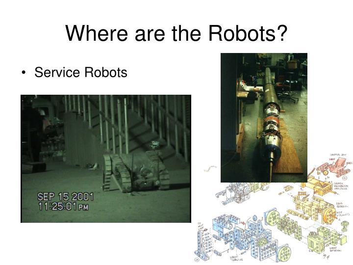 Where are the robots1