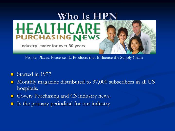 Who is hpn