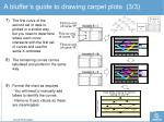 a bluffer s guide to drawing carpet plots 3 3