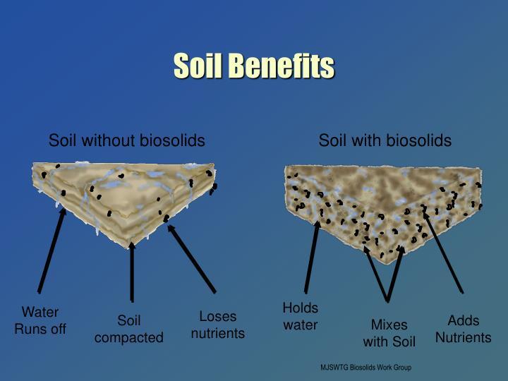Soil Benefits
