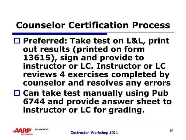 Ppt Approach To Counselor Training Powerpoint Presentation Id