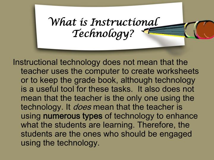 Ppt Discovering Paths To Literacy With Technology Powerpoint
