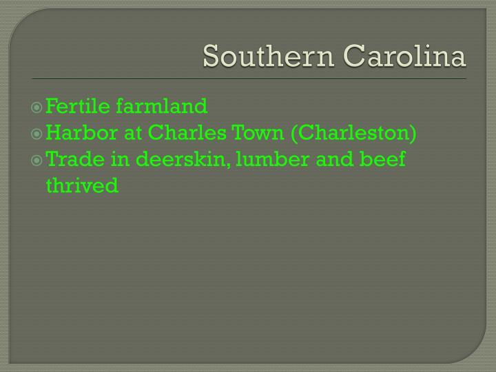 Southern Carolina