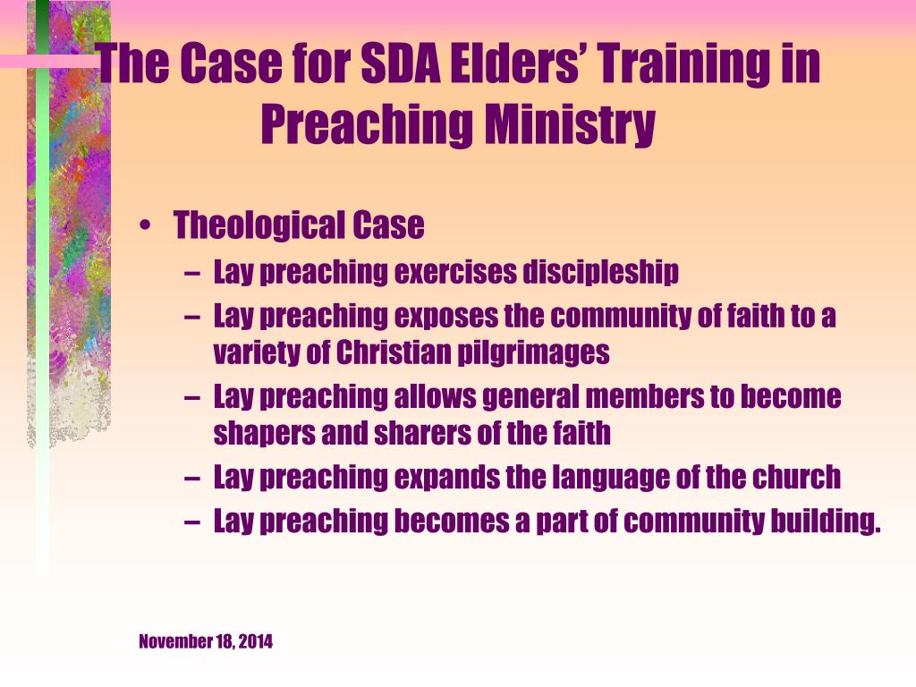 PPT - HIGH IMPACT PREACNING: MOVING FROM PREACHING SERMONS TO
