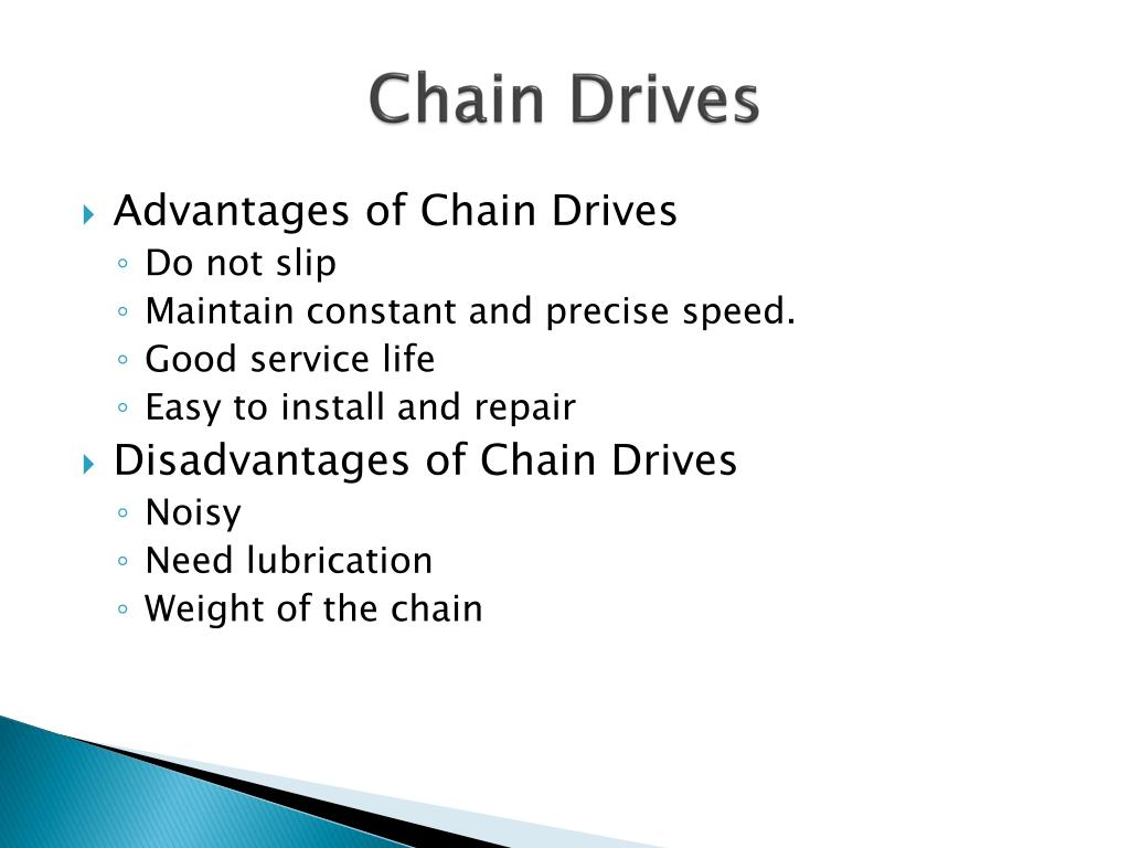 ppt chain drives powerpoint presentation id 6800661
