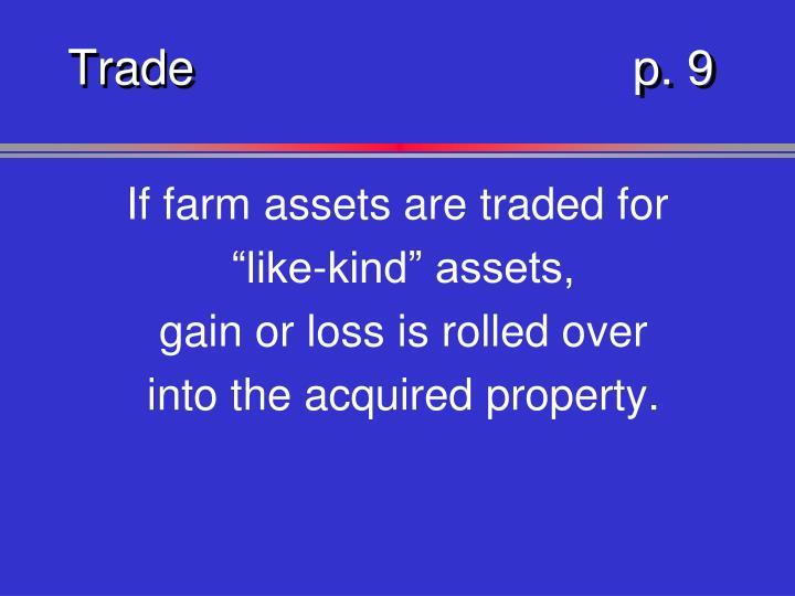 Tradep. 9