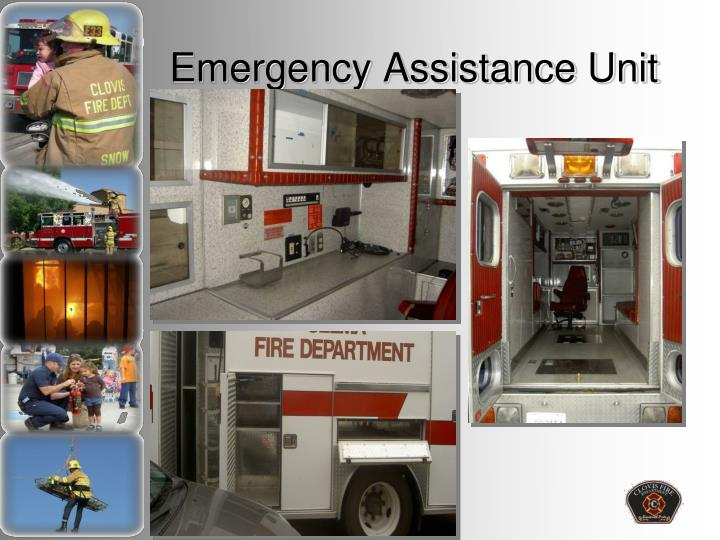 Emergency Assistance Unit