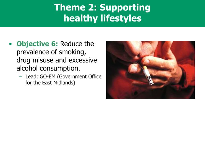 Theme 2: Supporting