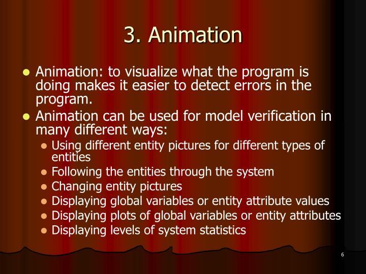 3. Animation