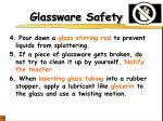 glassware safety1