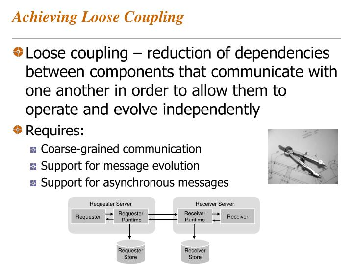 Achieving Loose Coupling
