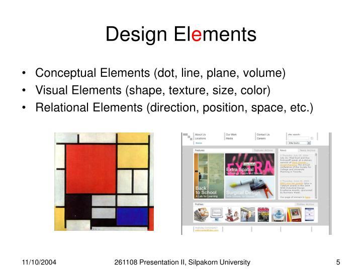 Design El
