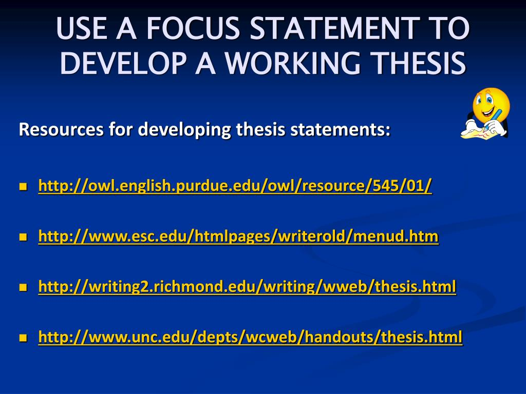 Publishing from your dissertation