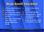read aloud checklist1