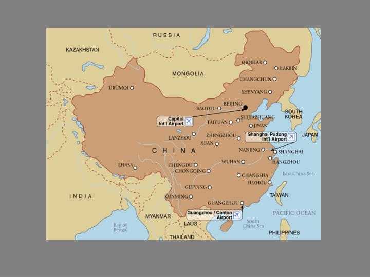 China s contemporary political and economic issues