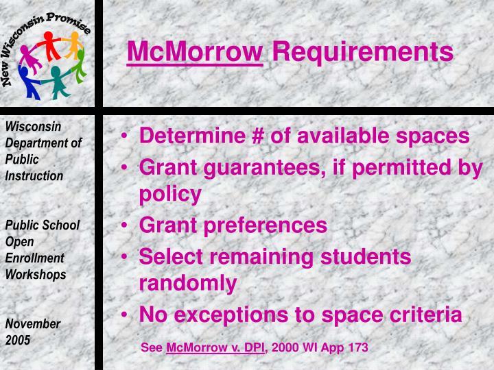 McMorrow