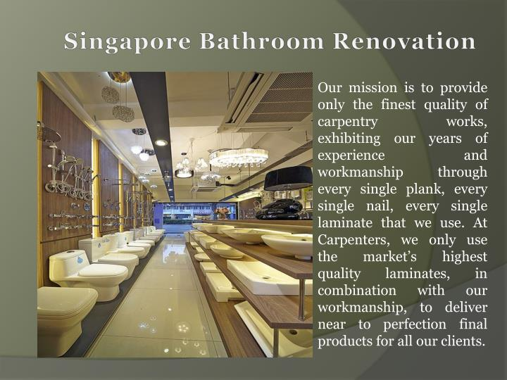 Our mission is to provide only the finest quality of carpentry works, exhibiting our years of experience and workmanship through every single plank, every single nail, every single laminate that we use. At Carpenters, we only use the market's highest quality laminates, in combination with our workmanship, to deliver near to perfection final products for all our clients.
