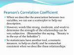pearson s correlation coefficient