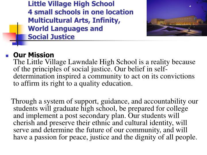 Little Village High School