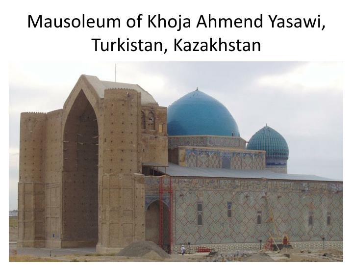 Mausoleum of Khoja
