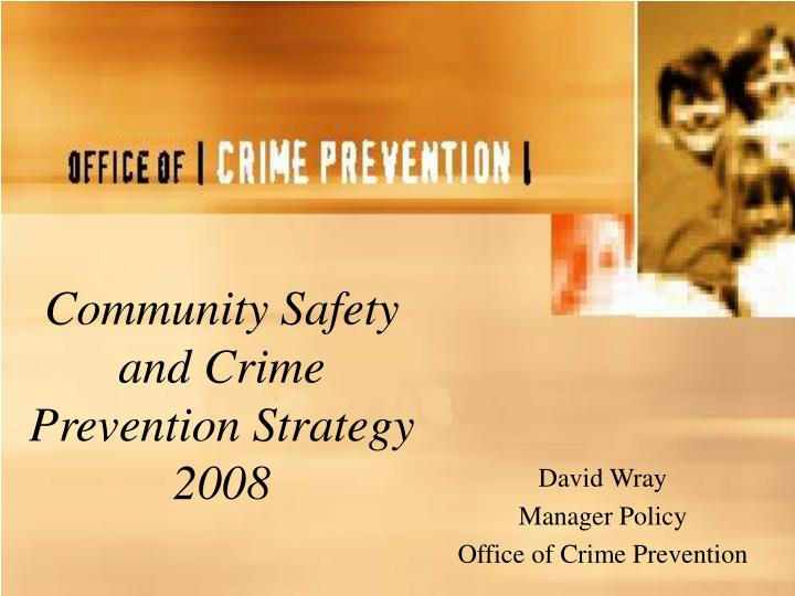 specific and general crime prevention approaches and strategies Chapter 16 crime and criminality it is criminal to steal a purse,  all criminal behaviors rather than on specific criminal acts instead of trying to separately understand crimes such as homicide, robbery, rape, burglary, embezzlement, and heroin  individuals a general strategy of criminal activity.