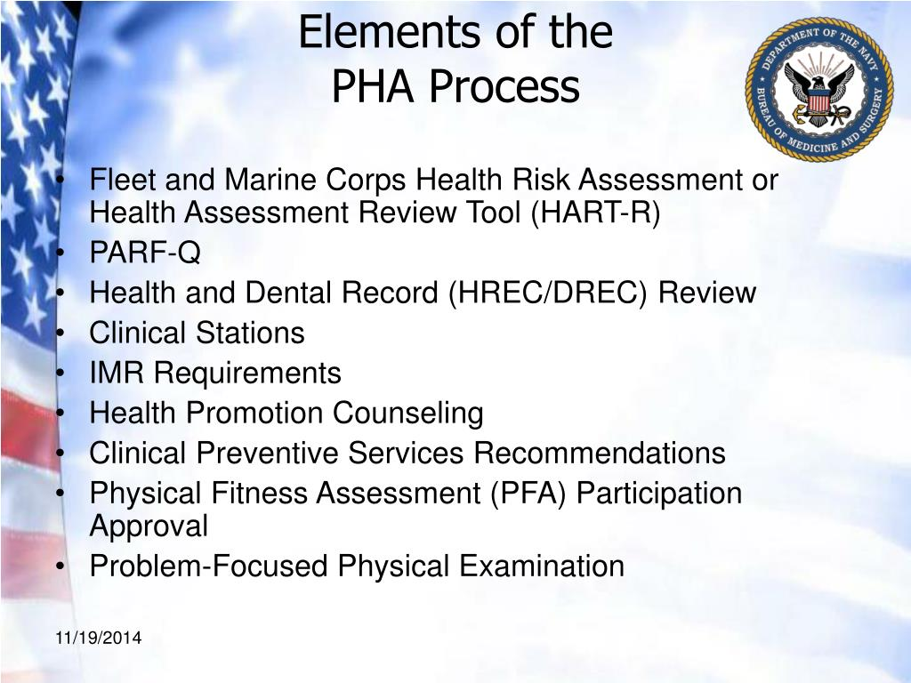 PPT - Periodic Health Assessment for Individual Medical