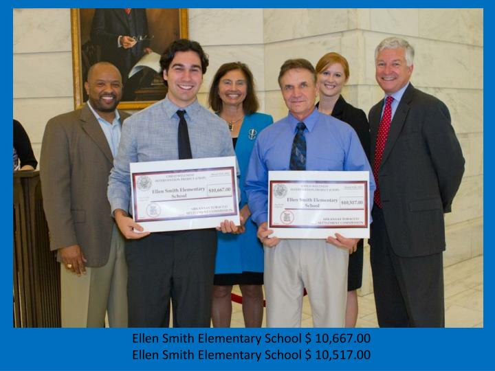 Ellen Smith Elementary School $ 10,667.00