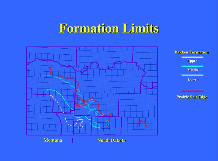 Formation Limits