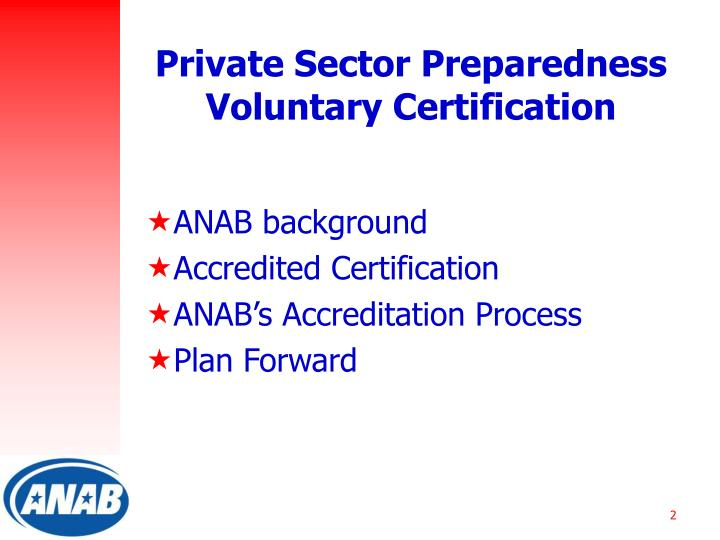 PPT - ANSI-ASQ National Accreditation Board PowerPoint ...
