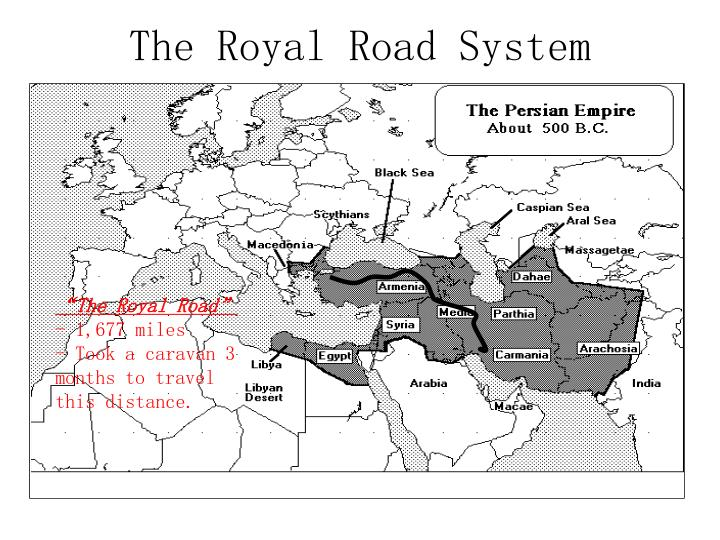 The Royal Road System