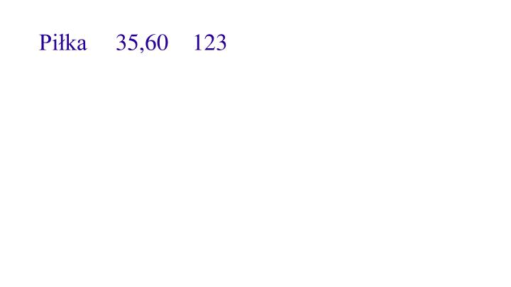 Piłka35,60123