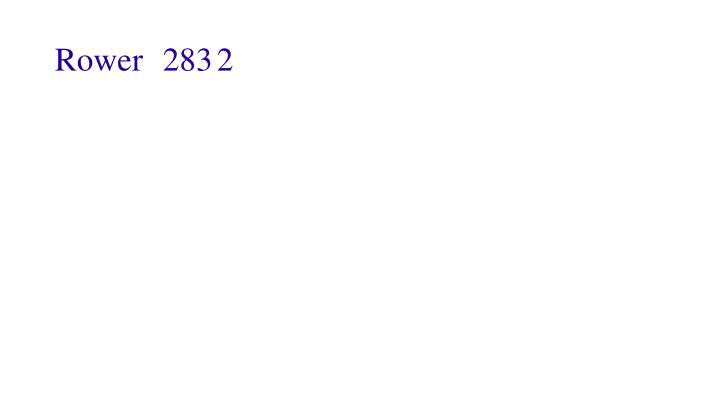 Rower2832