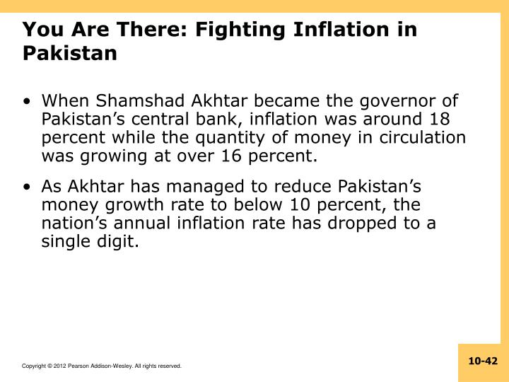 You Are There: Fighting Inflation in Pakistan