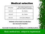 medical selection1