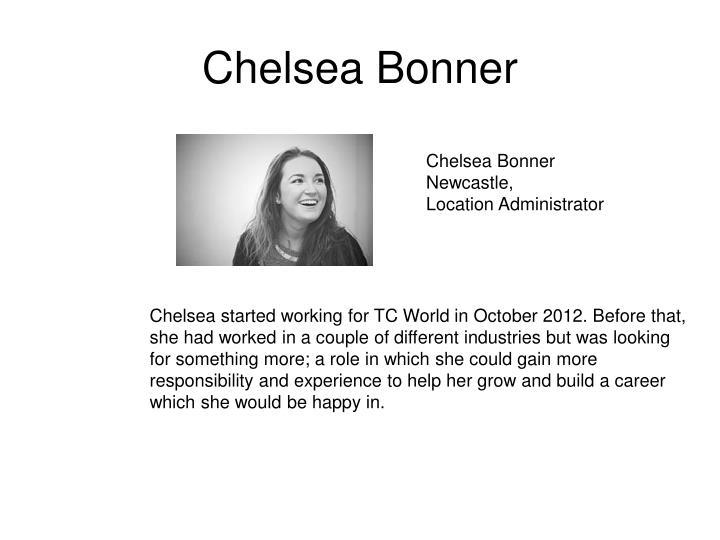 Chelsea Bonner