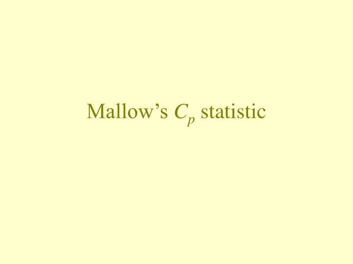 Mallow's