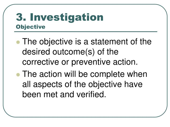 ppt corrective and preventive actions capa rmbimedical rh slideserve com Corrective and Preventive Action Clip Art Corrective vs Preventive Action