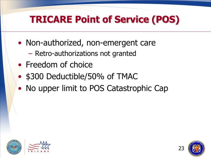 TRICARE Point of Service (POS)